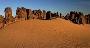 Análisis sedimentarios revelan el Sahara Verde, cuando llovía en su hoy desierto