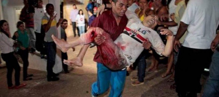Ahora mueren 33 reos en Roraima, en otra cárcel de Brasil
