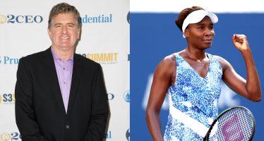 Cadena de TV retira a comentarista por narración racista contra Venus Williams