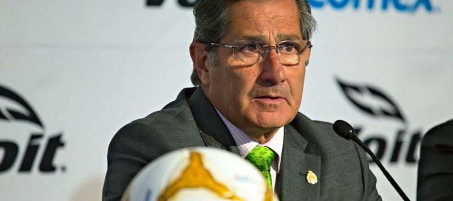 Codesal renuncia a la Comisión de Arbitraje de futbol