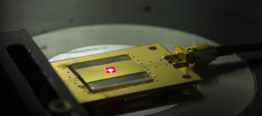 Fabrican el receptor de radio más pequeño del mundo; es a escala atómica