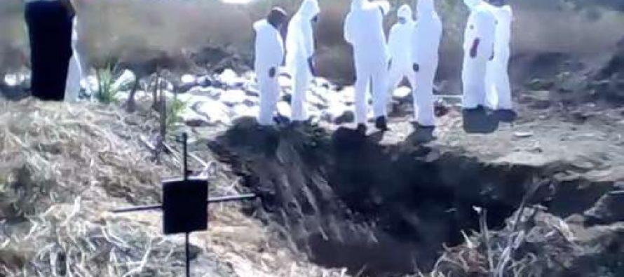 Siguen sin aclararse irregularidades de fosas clandestinas en el Estado de Morelos