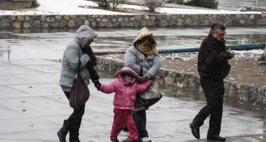 Habrá 14 frentes fríos más en México, en los próximos dos meses
