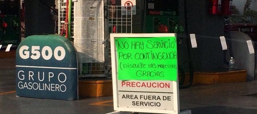 Cierran 150 gasolineras en el estado de Puebla