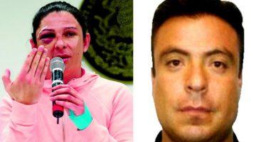 Niegan amparo y podrá ser detenido el sujeto que agredió a Ana Guevara