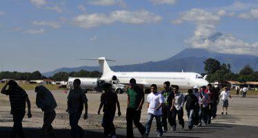 Arriban a México los últimos deportados de la administración Obama