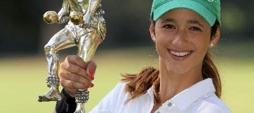 Isabella Fierro gana el Torneo Nacional de Aficionadas, en el Club de Golf Bellavista