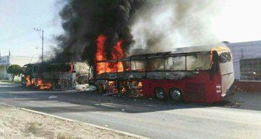 Se registran psicosis y actos vandálicos en Ixmiquilpan, por gasolinazo