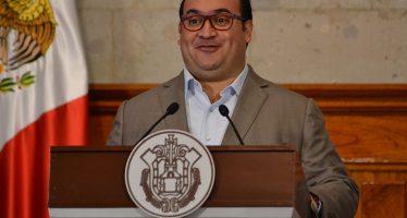 Diputado del PRD llama a señalar a Javier Duarte como genocida