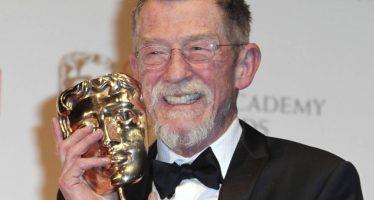 Adiós al actor John Hurt, protagonista de 'El hombre elefante'