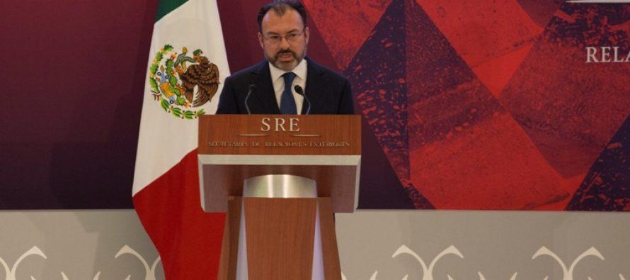 Senado analizará con Videgaray estrategias ante deportación de mexicanos en EU