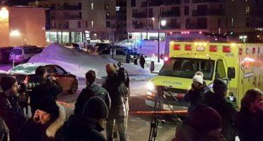 Balacera en mezquita de Quebec, Canadá, causa seis muertos y ocho heridos
