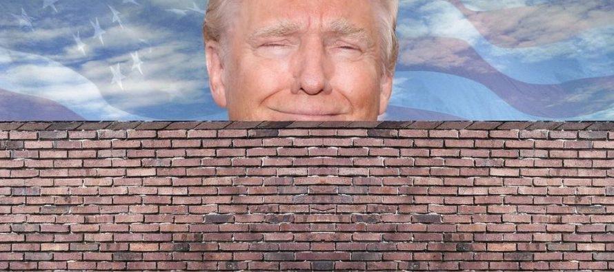 """EU construirá el muro fronterizo, pero México lo """"repagará después"""": Trump"""