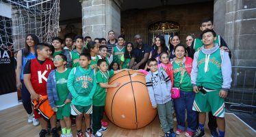 Chapultepec vivirá fiesta deportiva de la NBA este fin de semana