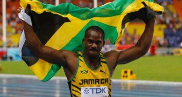 Atletas de Jamaica están bajo sospecha tras dopaje positivo de Nesta Carter
