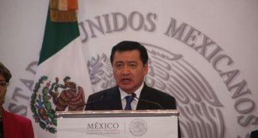 Osorio Chong llama a evitar enfrentamientos por causa del gasolinazo