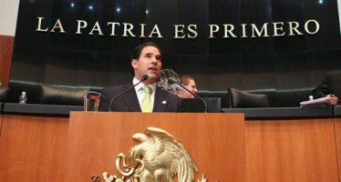 Senado respalda a EPN y advierte que México no pagará el muro de Trump