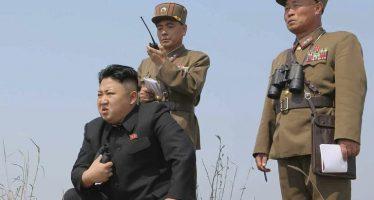 Norcorea prepara lanzamiento de dos misiles; 'mensaje estratégico' a Trump