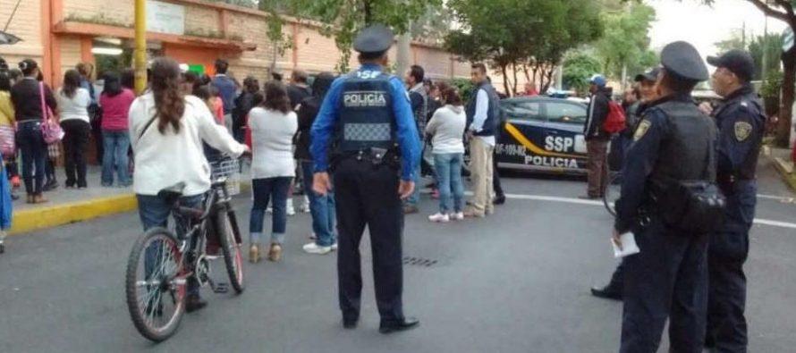 """Activa la Secretaría de Seguridad de la CDMX el dispositivo """"Regreso a clases"""""""