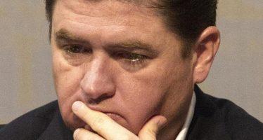 Comparece nuevamente ex gobernador de NL, Rodrigo Medina