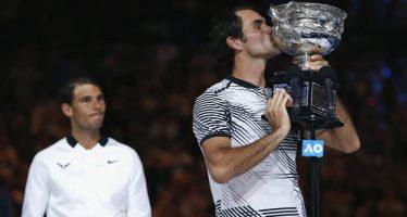 Roger Federer, el tenista perfecto tras ganar el Abierto de Australia