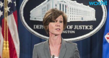 Trump destituye a su secretaria de Justicia, por cuestionar su política anti inmigrante