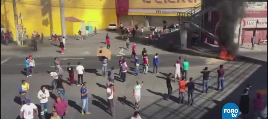 Detuvieron a 537 sujetos por actos vandálicos en el Estado de México