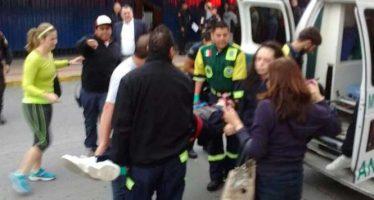 Estudiante tirotea en salón de clases de Monterrey; hiere a su maestra y tres compañeros