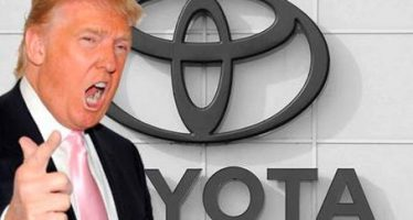 Gobierno japonés defiende a Toyota ante las medidas que tomará Trump