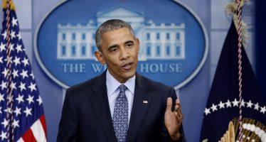 Barack Obama ofreció su última conferencia de prensa como presidente de EU