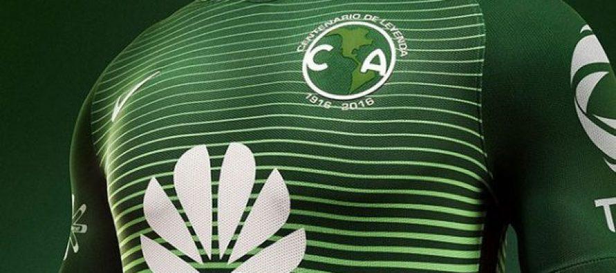 El América presenta su nuevo uniforme, de color ¡verde!