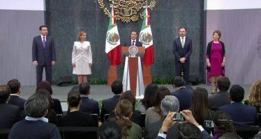 Regresa Videgaray al gabinete de EPN; lo nombran secretario de Relaciones Exteriores