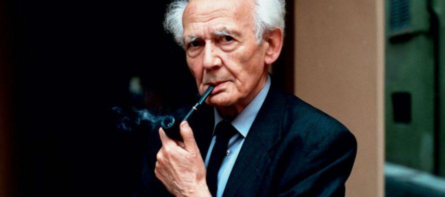 Murió Zygmunt Bauman, filósofo, sociólogo, intelectual clave para entender el siglo XX
