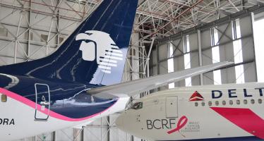 Delta Airlines prepara acciones para ser accionista mayoritario de Aeroméxico