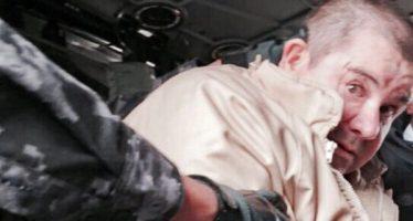 Se presenta 'El Chapo' Guzmán en juzgado de Nueva York