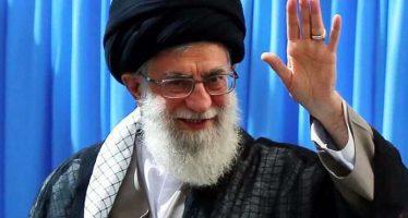 Irán responderá a amenazas y sanciones de Trump, dice el ayatola Alí Jameneí