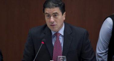 Gerónimo Gutiérrez Fernández es el nuevo embajador de México ante EU