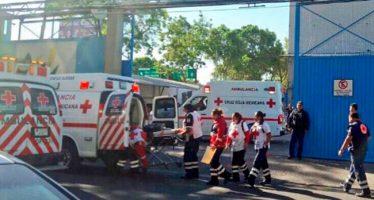 Diez heridos causa explosión de instalaciones de harinera en Azcapotzalco