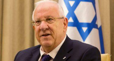 Presidente israelí se disculpa con Peña Nieto por inadecuado tuit de Netanyahu