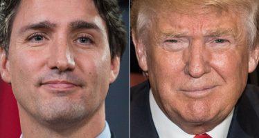 Comercio con Canadá es 'espectacular', dice Trump; con México 'no ha sido justo'