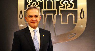 Mancera confirma que el 5 de febrero será promulgada la Constitución de la CDMX