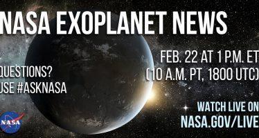 La NASA anuncia el hallazgo de siete exoplanetas; tres de ellos podrían tener agua