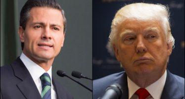 Armas y dinero de EU alimentan narcotráfico, dijo EPN a Trump