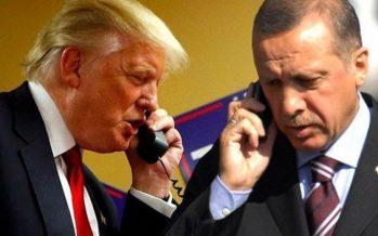 Trump ofrece el apoyo de EU a Turquía para combatir al terrorismo del EI