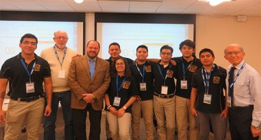 Estudiantes de Ingeniería Petrolera de la UNAM ganan el PetroBowl a EU y Canadá