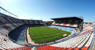 Estadio Vicente Calderón, del Atlético de Madrid, será sede de la final de Copa del Rey