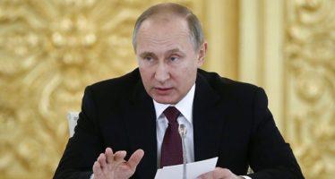 Putin expresa condolencias a Erdogan por muerte de soldados turcos en ataque erróneo