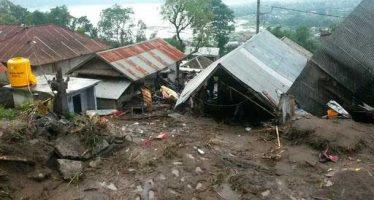 Deslizamientos por lluvias en Bali causan al menos 12 muertos, tres de ellos niños