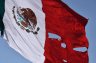Se rasga la bandera en ceremonia encabezada por Peña Nieto
