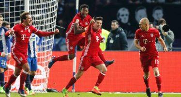 Bayern Munich propinó humillante goliza de 8 a 0 al Hamburgo